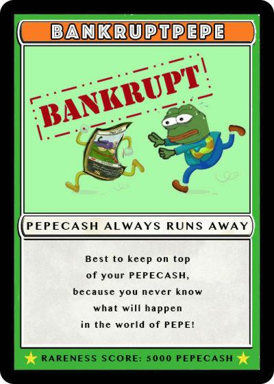 BANKRUPTPEPE