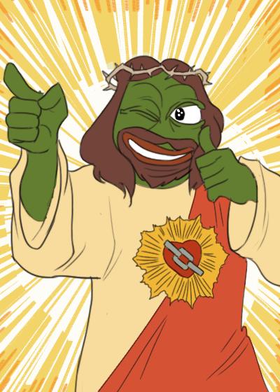 BLKCHNJESUS