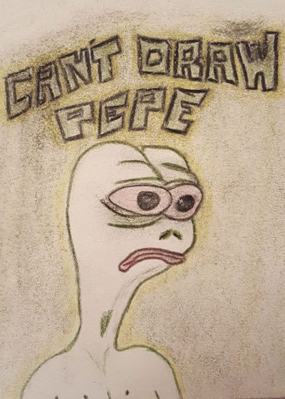 CANTDRAWPEPE