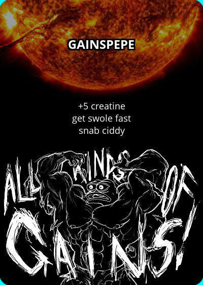 GAINSPEPE
