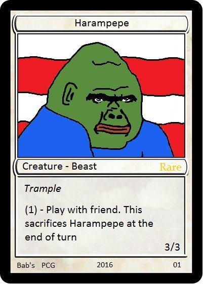 HARAMPEPE