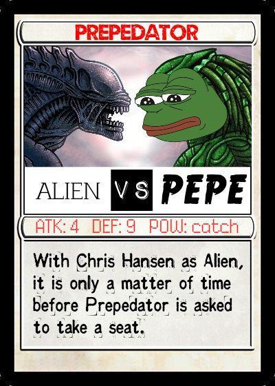 PREPEDATOR
