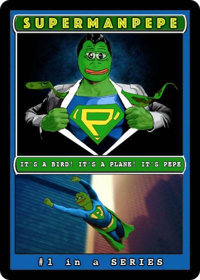 SUPERMANPEPE
